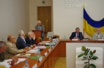 MEETING OF THE NATIONAL ACADEMY OF EDUCATIONAL SCIENCES OF UKRAINE