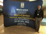 The 10th International AHFE 2019 (Applied Human Factors and Ergonomics)