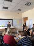 "International Workshop of Development of Key Competences of Students for Trainers of the ""New Ukrainian School"""