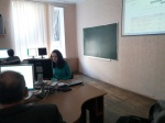 "Workshop ""The Internet Representation of a Modern Scientist"" (in the Practice of Joint Research Laboratories)"